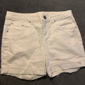 Girls Justice Shorts Size 10 1/2